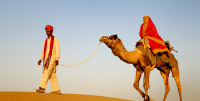 Camel Safari of Rajasthan