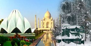 Golden-Triangle-with-Kashmir